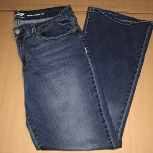Blue Jeans, stretchy size 16